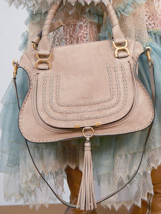 Check Out Chloé's Totally Lovely Fall 2016 Accessories Lookbook
