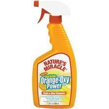 Nature's Miracle Orange Oxy Trigger Spray For Dogs 24oz