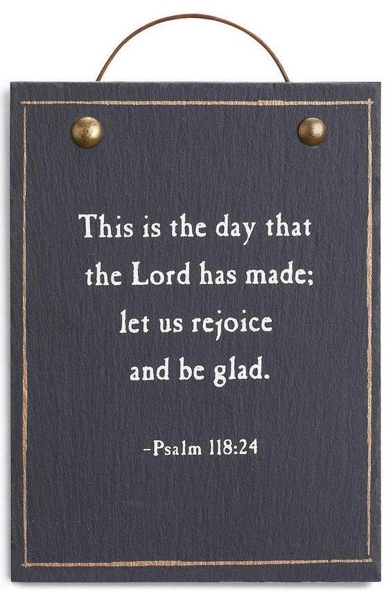 This is The Day Plaque