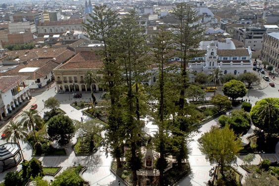 Viajar a Cuenca, Ecuador - http://www.miviaje.info/viajar-a-cuenca-ecuador/