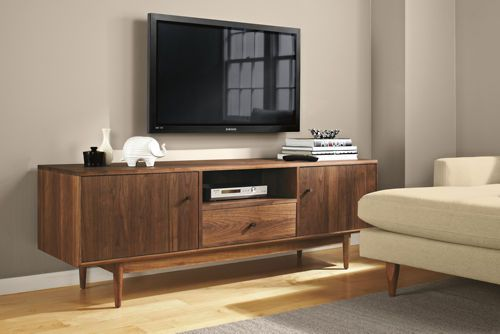 Grove Media Cabinet In Walnut. Room And Board. This Is The Exact Media  Storage Unit I Am Looking For. Time To Save $$$ | Tiny Furniture |  Pinterest | Media ...