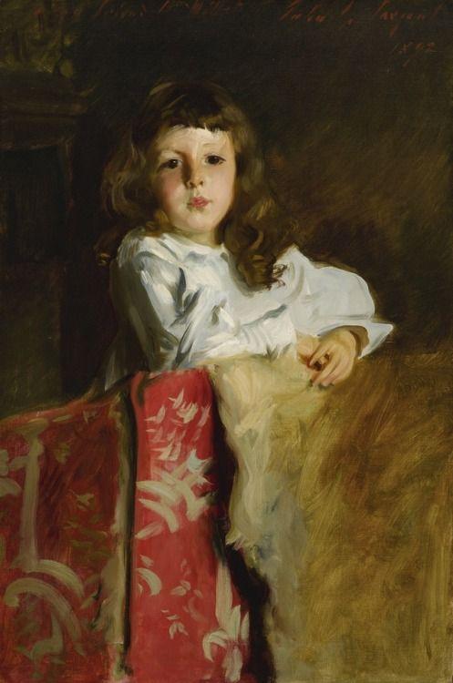 John Singer Sargent (1856-1925), John Alfred Parsons Millet, 1892. Oil on canvas.