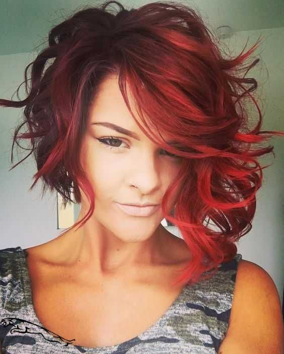 Super 29 hairstyle for short red hair Super 29 hairstyle for short red hair             We are here with short red hairstyles, so let's see what you like best.         Are you ready to dab the spring with short, red hair? The ... Red hair #redhair