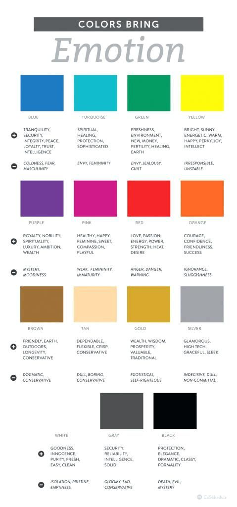 Color Feelings And Moods Download Colors And Mood Color Feelings