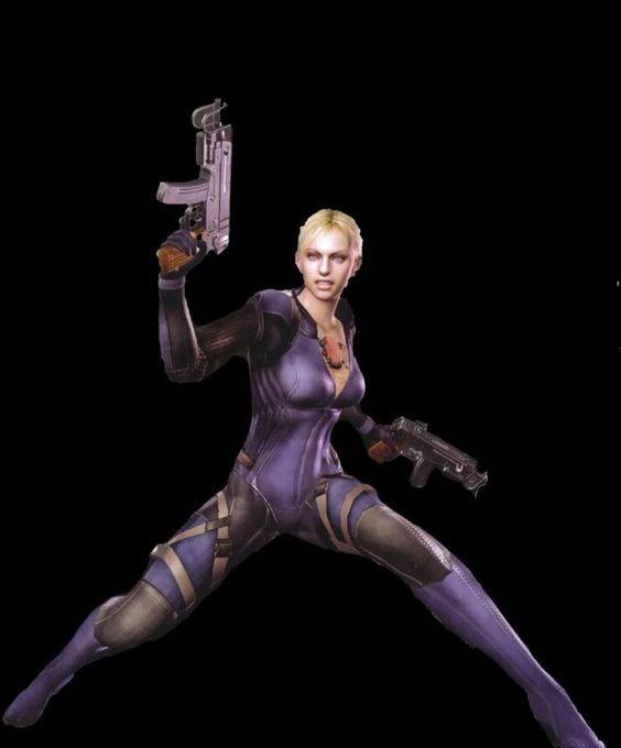 Jill Valentine, Resident Evil 5