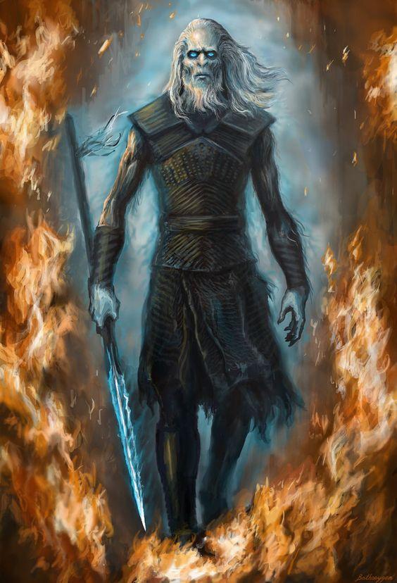 White Walker by Bathorygen on DeviantArt