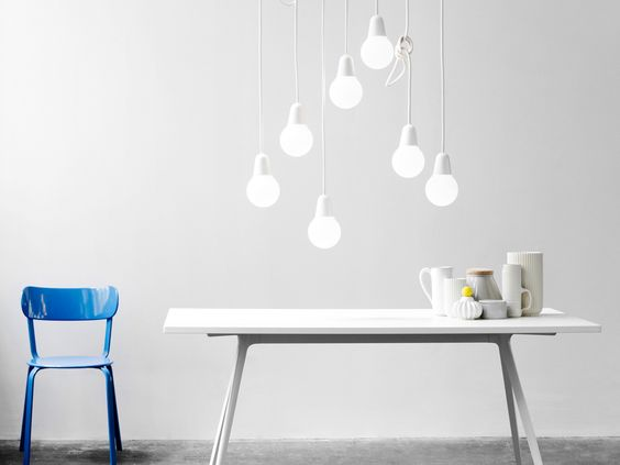 Lightyears Bulb Fiction Pendant Light