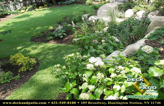 Landscaping Shady Hillside : Landscaping ideas and landscapes on