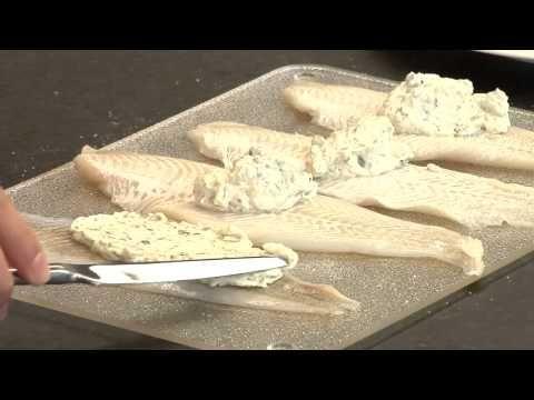 Fischröllchen à la Provençale - YouTube