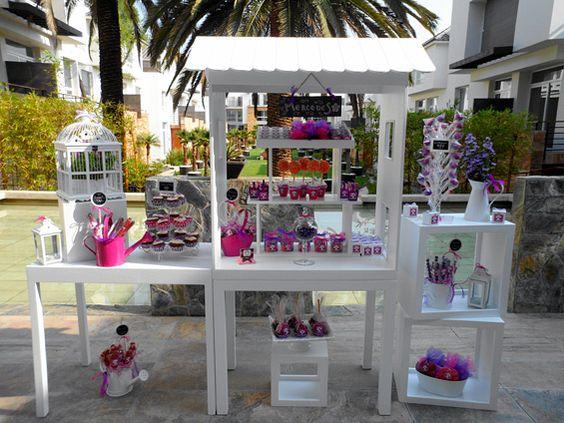 Decoracion de fiestas infantiles de corazon buscar con for Decoracion mesas fiestas