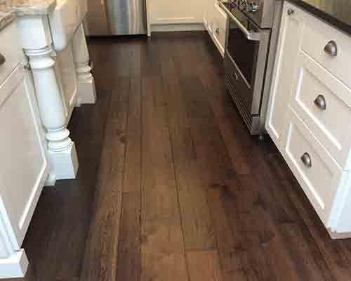 Monterey Gaucho Hickory Kitchen Floor Installation Lakewood Wa Hallmark Floors Hallmark Floors Flooring Floor Installation