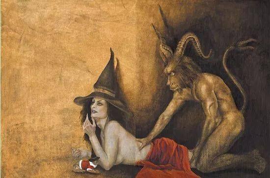 Энн Уланов Ведьма и Клоун. Глава 8 Ведьма и мужчины