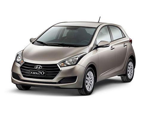 Hyundai Hb20 Hb20 Carro Hb20 Hb20 1 0
