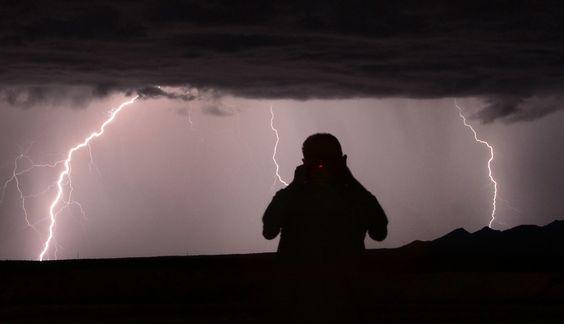 storm chasers death | Lightning_bolt : Airplane Lightning Strike Illustration. Stormy