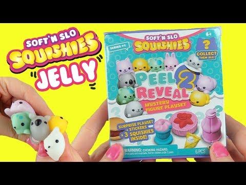 Smooshy Mushy Minis Blind Box