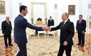 Die Lage in Syrien hat sich entscheidend verändert