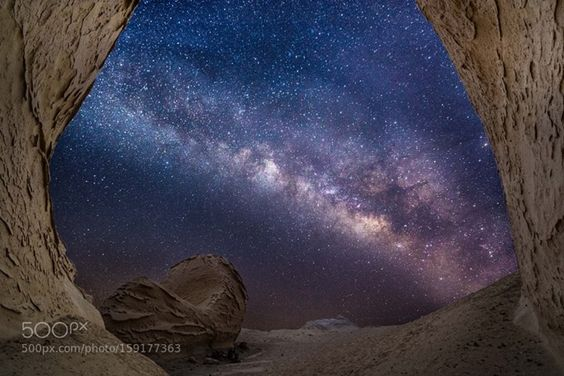 Cave of stars  the milkyway in wady el hitan  Camera: NIKON D800 Lens: 14.0-24.0 mm f/2.8 Focal Length: 14mm Shutter Speed: 30sec Aperture: f/2.8 ISO/Film: 1600  Image credit: http://ift.tt/21sgtL8 Visit http://ift.tt/1qPHad3 and read how to see the #MilkyWay  #Galaxy #Stars #Nightscape #Astrophotography