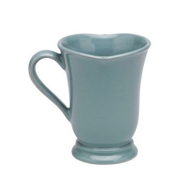 Casafina Meridian Plain Mug (Set of 4) Color:
