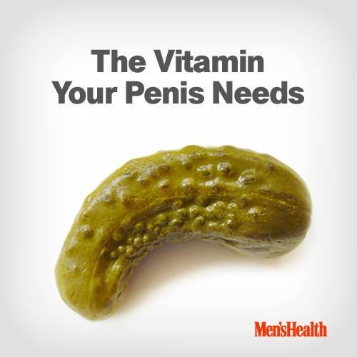 vitamin dick