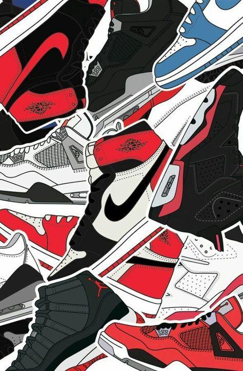 47 Trendy Sneakers Nike Wallpaper Jordan Shoes Wallpaper Shoes Wallpaper Nike Wallpaper