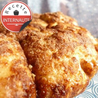 Les petits pains à la cannelle du dimanche matin, facile et pas cher : recette sur Cuisine Actuelle