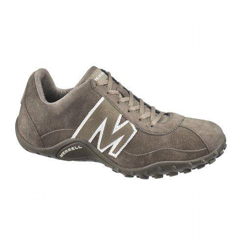 Merrell Sprint Blast 544087 Shoe | Mens walking shoes, Suede