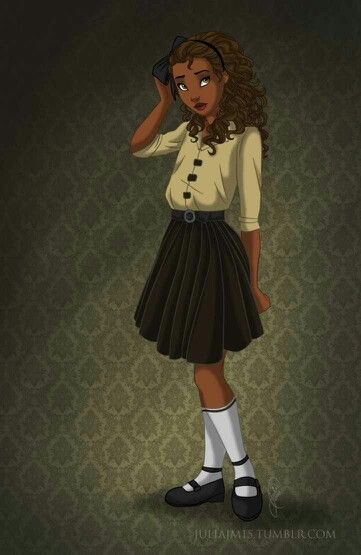 Hazel Levesque, in the old days
