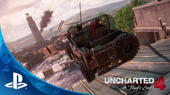 uncharted 4: a thief's end | Uncharted 4: A Thief's End [E3] | Aberto até de Madrugada