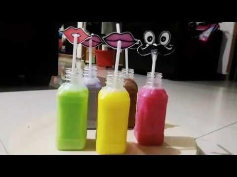 Cara Mudah Membuat Pudding Sedot Pudot Ngehits Youtube Minuman Resep
