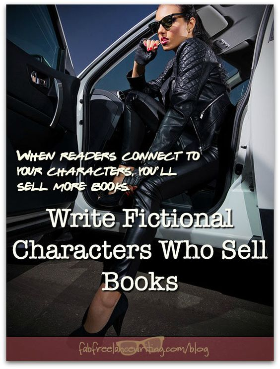 Want to sell your novels? Make your characters memorable. It's easier than you think, because you are your characters. Have fun with these writing tips.