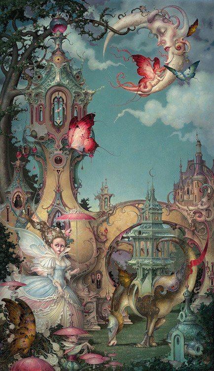 fairy art - Daniel Miraim