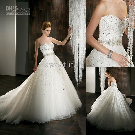 Wholesale Demetrios Wedding Dresses 42