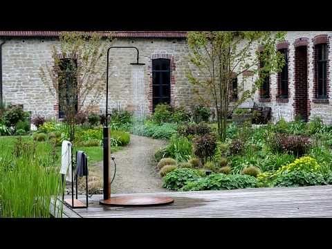 Fontenay Gartendusche Mit Teakbodenplatte Gartendusche Teak Duschkopf