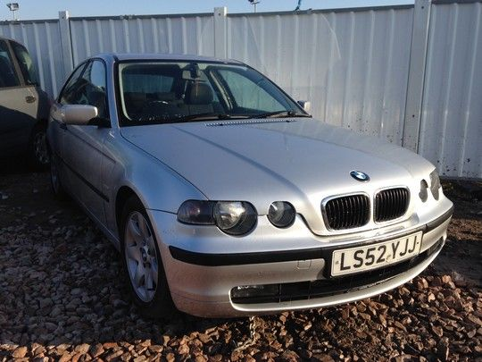 2002 BMW 316TI #bmw #onlineauction #johnpyeauctions