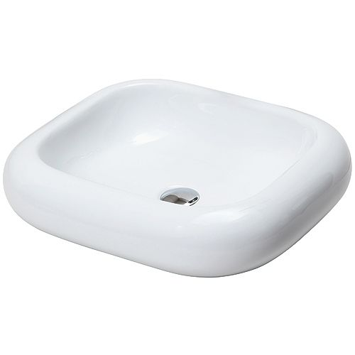Vessel Sinks Rona : Rounded vessel sink at Rona. $75
