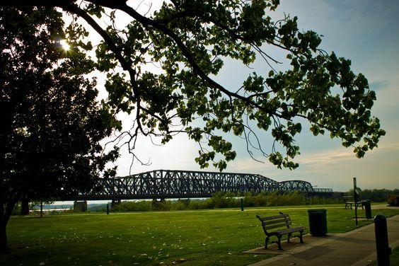 Old Bridge by Kellsey Miller, via 500px
