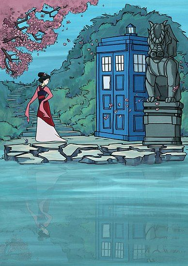 Mulan meets The Doctor