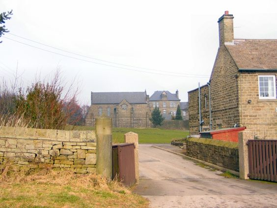 Convent on Kirk Edge Road