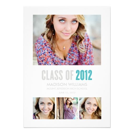PRETTIEST EYES | GRADUATION PARTY INVITATION