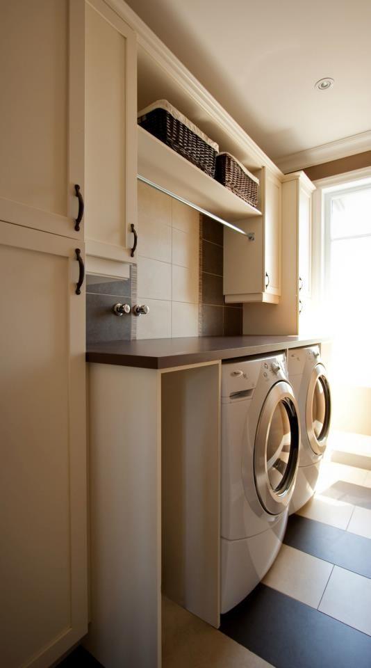 d co rangement salle de lavage id es d co pinterest. Black Bedroom Furniture Sets. Home Design Ideas