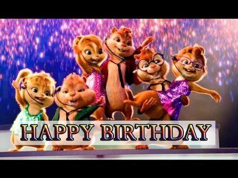 Happy Birthday Video Happy Birthday Song Lyric Youtube Funny