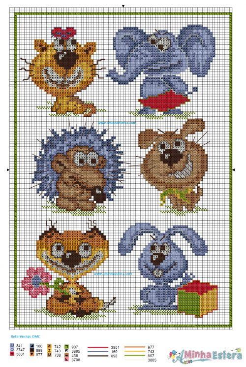 animais-divertidos-500x745.png (500×745)