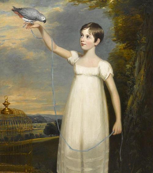 Sir William Beechey (Burford 1753-1839 Hampstead) A portrait of Ellen Smith of Nottingham