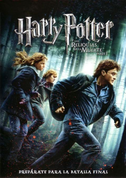 Harry Potter 7 Las Reliquias De La Muerte Parte 1 2010 Peliculas De Harry Potter Libros De Harry Potter Harry Potter