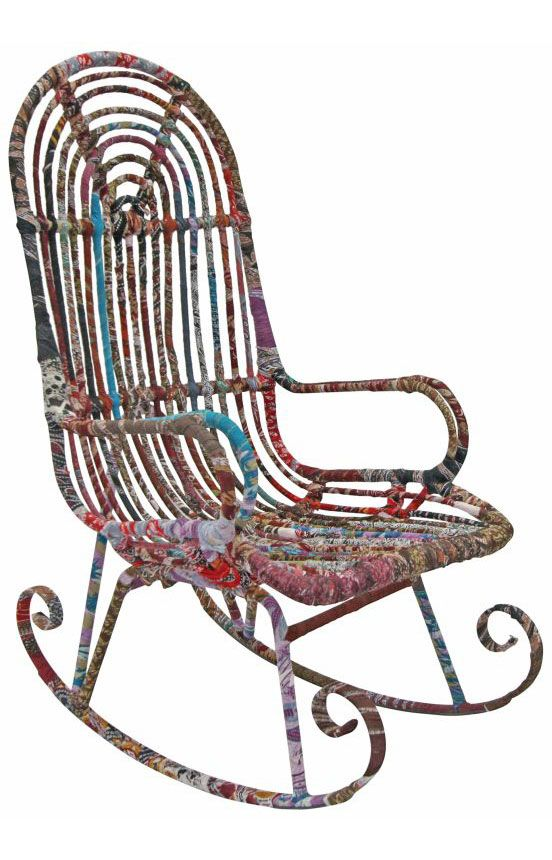 Multi Modern Rocking Chair -- i need this