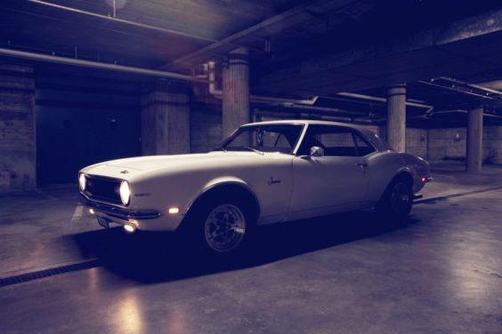 1968er Chevrolet Camaro