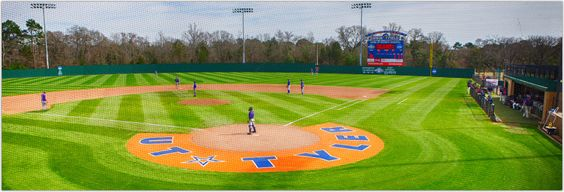 Image Result For Ut Tyler Baseball Field Baseball Field College Baseball Baseball