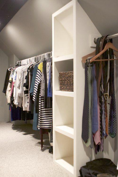 Attic Closet Ideas Best 10 Attic Bedroom Closets Ideas On