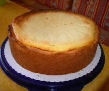 Käsekuchen nach Tante Gertrud - Dieser Käsekuchen fällt nicht zusammen und schmeckt prima!