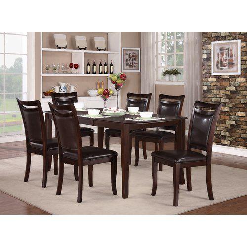 Beautiful Beeston 7 Piece Extendable Dining Set Kitchen Dinings
